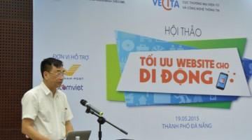 Hội thảo Tối ưu website cho di động tại Đà Nẵng